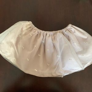 Zara Kids Infant Tutu sz 12-18 month